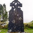 ケルト十字架のお墓
